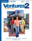 Ventures Level 2 Student's Book with Audio CD - Book