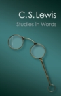 Studies in Words - Book
