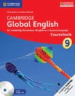 Cambridge Global English Stage 9 Coursebook with Audio CD : for Cambridge Secondary 1 English as a Second Language - Book