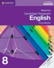 Cambridge Checkpoint English Coursebook 8 - Book