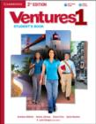 Ventures : Ventures Level 1 Student's Book with Audio CD - Book