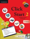 Click Start Level 2 Student's Book with CD-ROM : Computer Science for Schools - Book