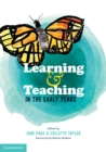 Learning and Teaching in the Early Years - Book