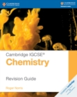Cambridge IGCSE (R) Chemistry Revision Guide - Book
