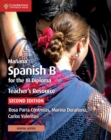 Manana Teacher's Resource with Cambridge Elevate : Spanish B for the IB Diploma - Book