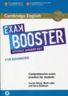 Cambridge English Exam Boosters : Cambridge English Exam Booster for Advanced without Answer Key with Audio: Comprehensive Exam Practice for Students - Book