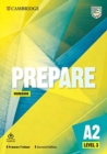 Prepare Level 3 Workbook with Audio Download - Book