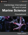 Cambridge International AS and A Level Marine Science Digital Edition - eBook