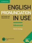 English Pronunciation in Use Advanced Book with Answers and Downloadable Audio - Book