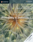 Cambridge International AS & A Level Mathematics: Probability & Statistics 1 Coursebook - Book