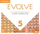 Evolve Level 5 Class Audio CDs - Book