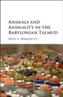 Animals and Animality in the Babylonian Talmud - Book