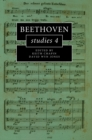 Beethoven Studies 4 - Book
