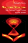 Electronic Structure : Basic Theory and Practical Methods - Book