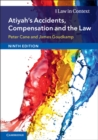 Law in Context : Atiyah's Accidents, Compensation and the Law - Book