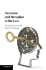 Narrative and Metaphor in the Law - Book