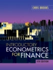Introductory Econometrics for Finance - Book