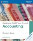 Cambridge IGCSE (R) and O Level Accounting Revision Guide - Book