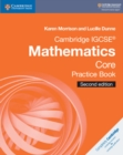 Cambridge International IGCSE : Cambridge IGCSE (R) Mathematics Core Practice Book - Book