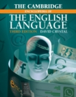 The Cambridge Encyclopedia of the English Language - Book