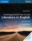 Cambridge IGCSE (R) and O Level Literature in English Workbook - Book