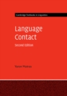 Language Contact - Book