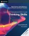 Thinking Skills Coursebook - Book
