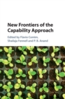 New Frontiers of the Capability Approach - Book