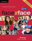 face2face Elementary A Student's Book - Book