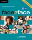 face2face Intermediate A Student's Book - Book