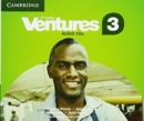 Ventures Level 3 Class Audio CDs - Book