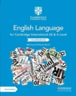 Cambridge International AS and A Level English Language Coursebook - Book