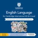 Cambridge International AS and A Level English Language Cambridge Elevate Teacher's Resource Access Card - Book