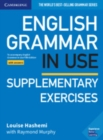 English Grammar in Use Supplementary Exercises Book with Answers : To Accompany English Grammar in Use Fifth Edition - Book