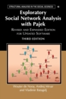 Exploratory Social Network Analysis with Pajek : Revised and Expanded Edition for Updated Software - Book