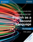 Cambridge IGCSE (R) English as a Second Language Workbook - Book