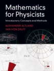 Mathematics for Physicists : Introductory Concepts and Methods - Book