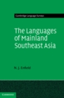 The Languages of Mainland Southeast Asia - Book