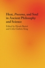 Heat, Pneuma, and Soul in Ancient Philosophy and Science - Book