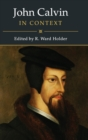 John Calvin in Context - Book
