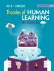 Theories of Human Learning : Mrs Gribbin's Cat - Book