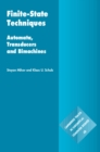 Finite-State Techniques : Automata, Transducers and Bimachines - Book
