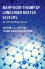 Many-Body Theory of Condensed Matter Systems : An Introductory Course - Book