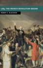 1789: The French Revolution Begins - Book
