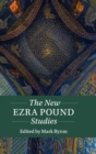 The New Ezra Pound Studies - Book