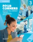 Four Corners Level 3 Full Contact with Online Self-study - Book