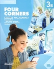 Four Corners Level 3B Full Contact with Self-study - Book