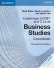 Cambridge IGCSE (R) and O Level Business Studies Revised Coursebook - Book
