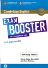 Cambridge English Exam Booster with Answer Key for Advanced - Self-study Edition : Photocopiable Exam Resources for Teachers - Book