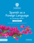 Cambridge IGCSE (TM) Spanish as a Foreign Language Coursebook with Audio CD - Book